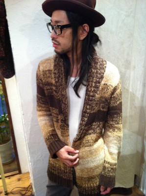 USED KNIT