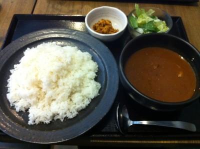 話題のインドカレー IN大阪
