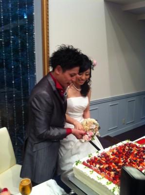 いざ、結婚式へ