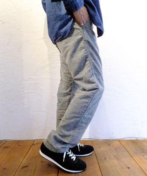 頻繁に履いているパンツ
