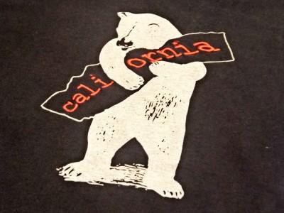 カリフォルニアの熊