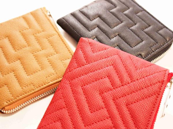 Tsunai HaiyaのFenomeno Small Zip Wallet