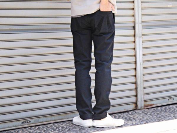黒黒SUNSET PANTS