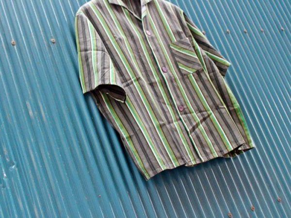 ユーロパジャマシャツ