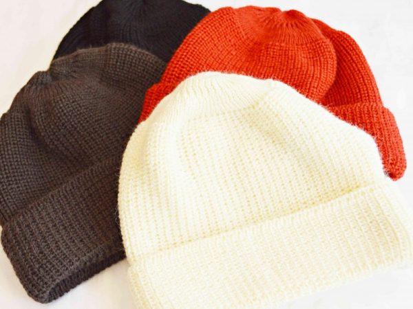 秋をぼちぼち感じるならロイフトフォイヤーの帽子