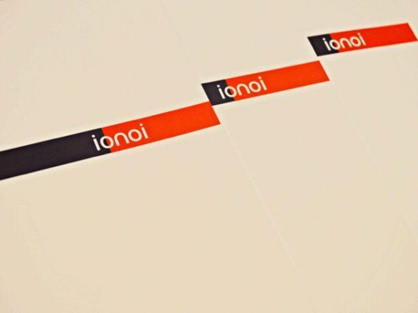 ionoiのルックブックが到着