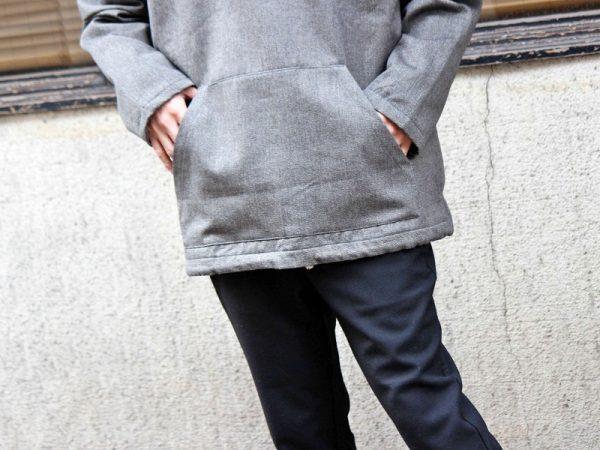 スモックジャケット