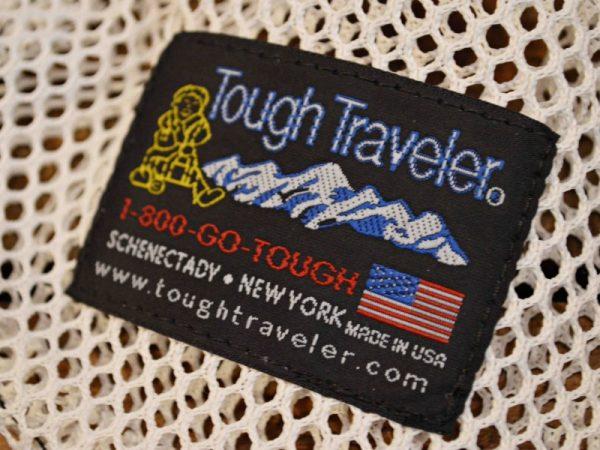 """ニューヨークのバックブランド""""Tough Traveler"""""""