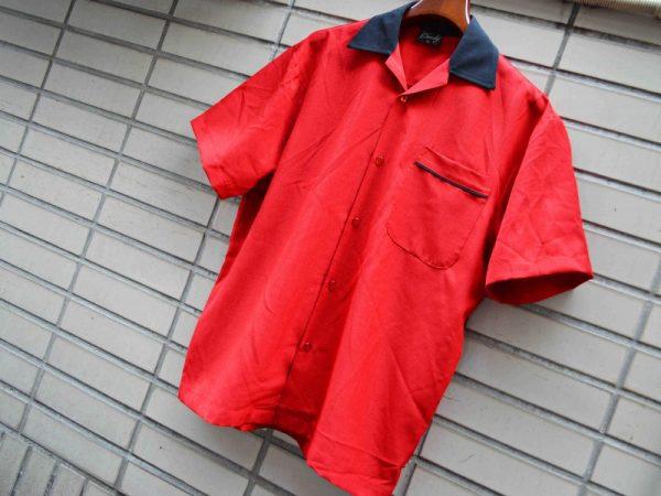 STEADY CLOTHINGのオープンカラーシャツ