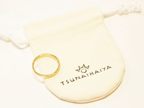 Tsunai HaiyaのLoose Ring