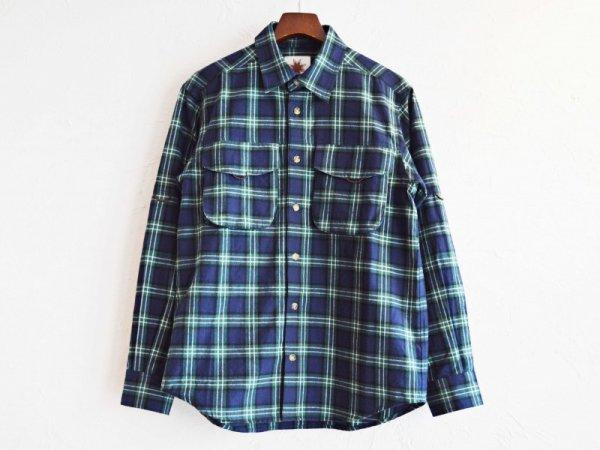 Nasngwam.のネルシャツ!