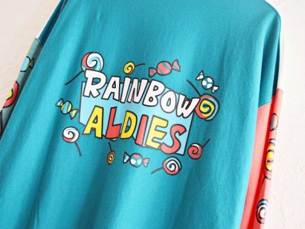 ALDEISの Rainbow Big Long Cut