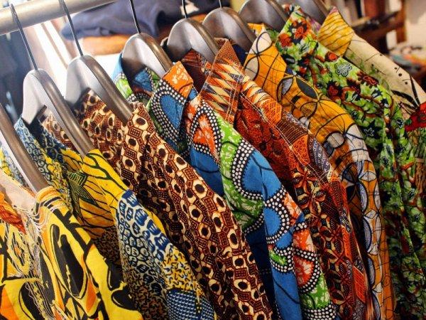 AFRICAN SHRTS