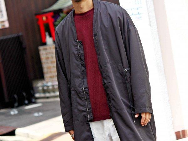 modemdesignのブラックコート