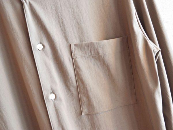 LAMONDの定番シャツ