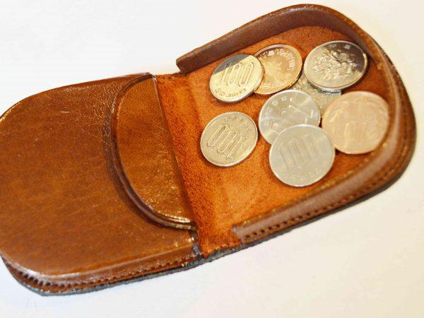 メキシコ製のコインケース