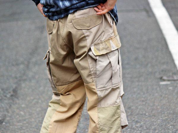 本日発売Nasngwam.BARBALIAN PANTS