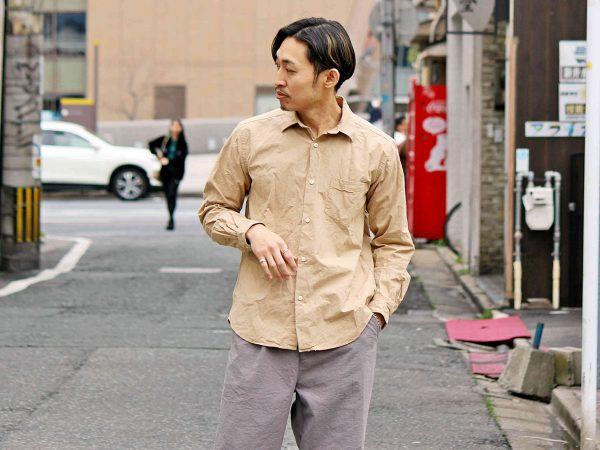 SPINNERBAITのオグリシャツ