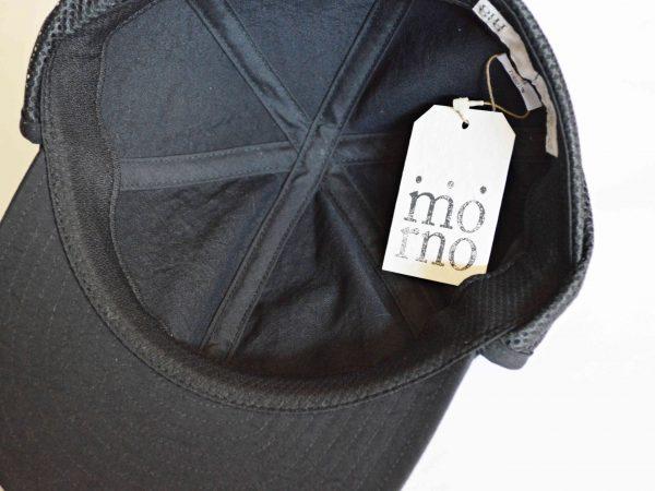 mornoの帽子2020SS