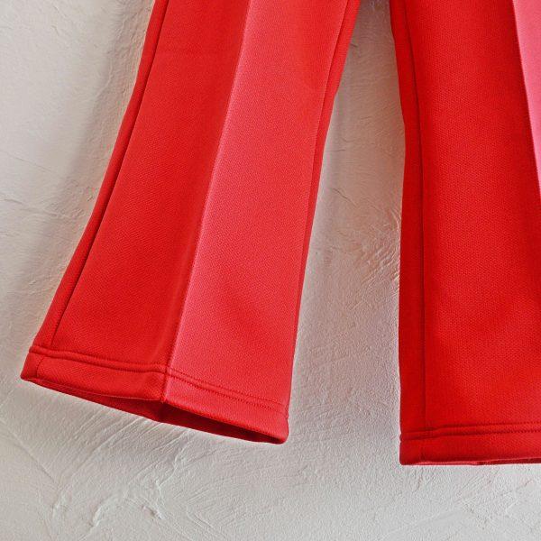 LOCALINA×OTSUKA flare pants