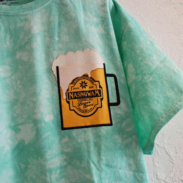 Beer×Tie dye『HAPPY BEER』