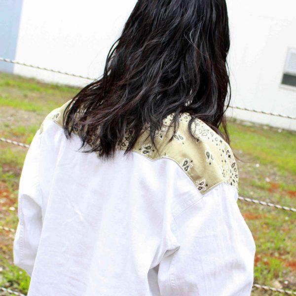 限定カラー!~Nasngwam.  BANDANA WESTERN SHIRT~本日発売