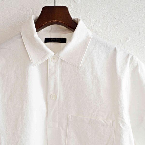 modemdesignのプルオーバーシャツ