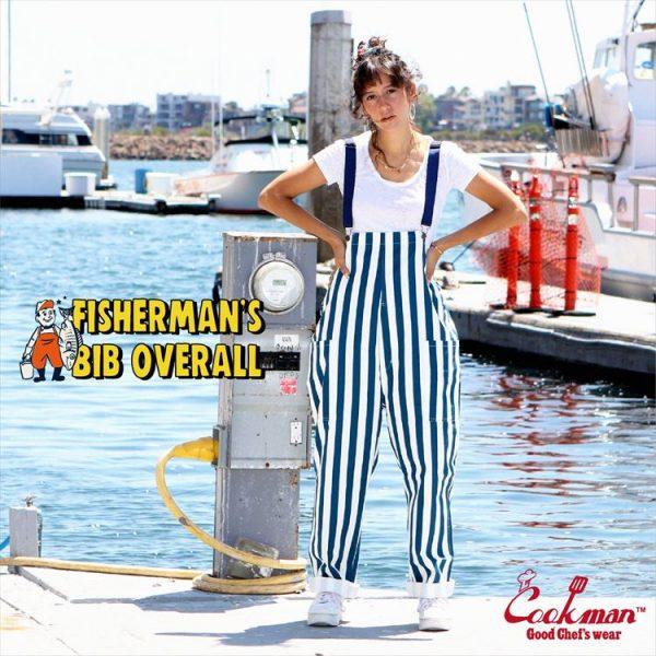 COOKMAN~Fisherman's Bib Overall~