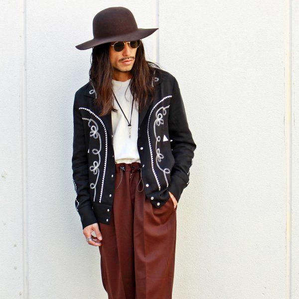 HBARCのBolero Jacket