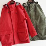 AXESQUINのFOUL WEATHER JACKET