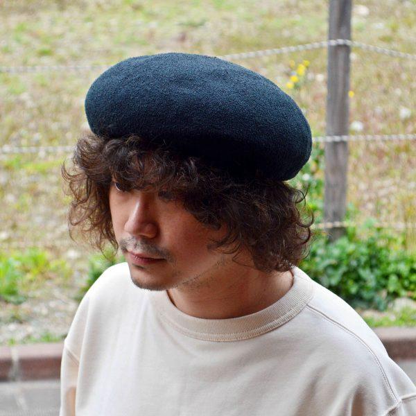 SUBLIMEのベレー帽