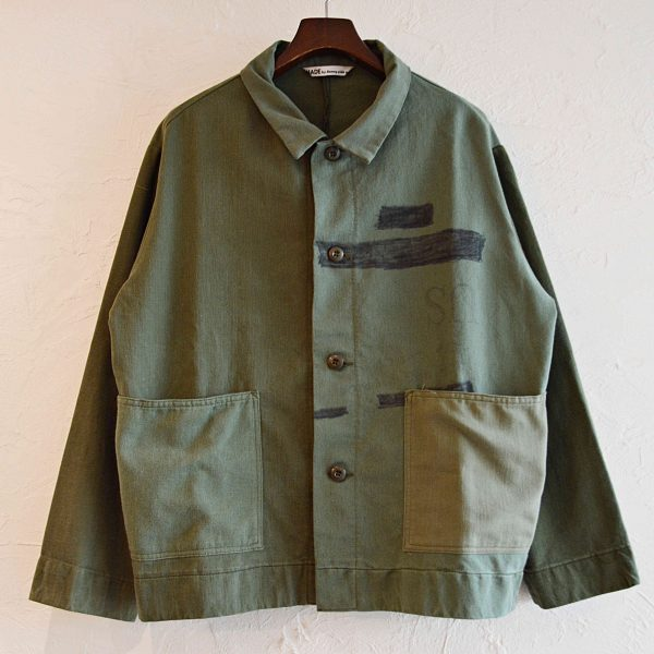 SUNNY SIDE UPのARMY BAG COVERALL