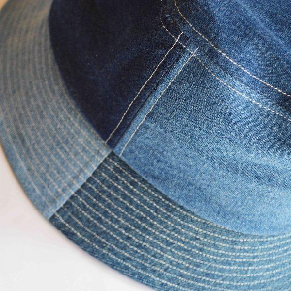 Nasngwam.のREMAKE HAT