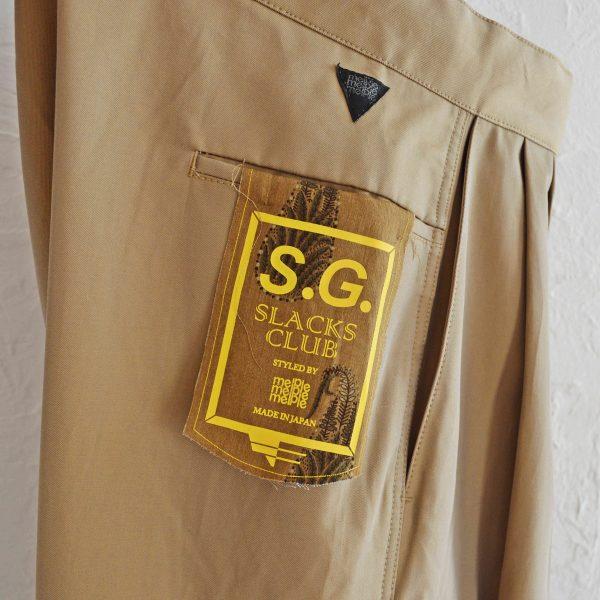 S.G. SLACKS Naughty NG031-FDLK