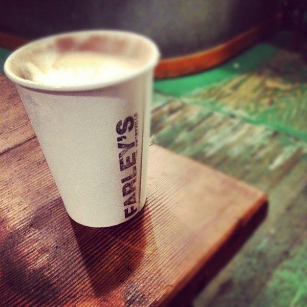 FARLEY'S COFFEE